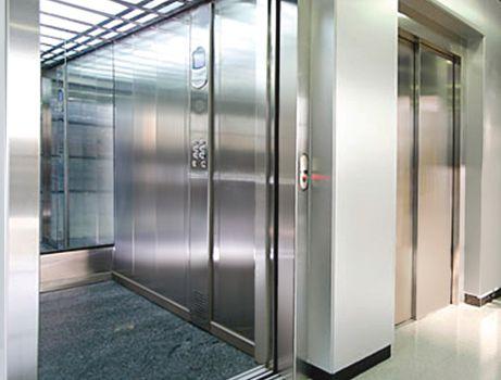 Automatic Door Elevator