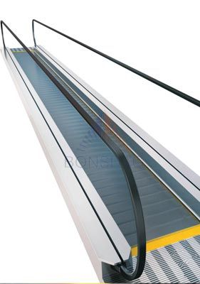 automatic moving walkway