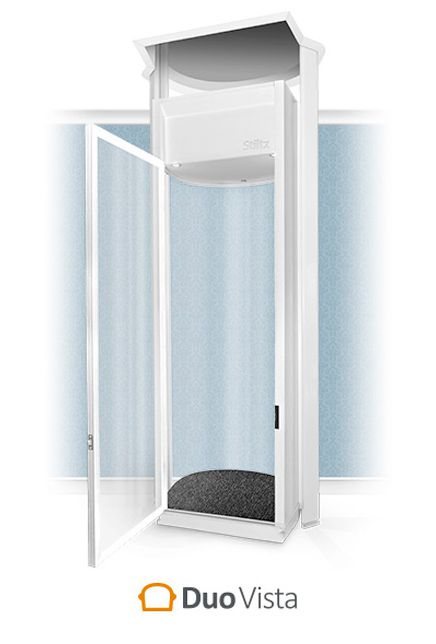 Home Lift Duo Vista Full Height