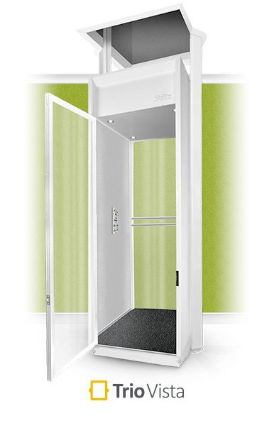 Wheelchair Lift Trio Vista Full Height